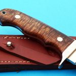 Tim steingass fighter fixed custom knife