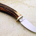 John Tilton hunter fixed custom knife