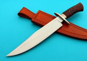 Wess Barnhill Southwest Bowie2 Desert Ironwood, ABS Journeyman Smith