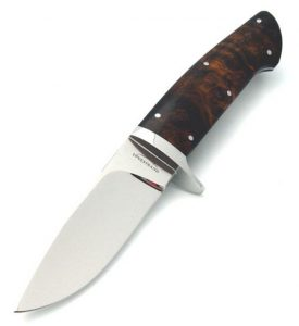 Lovestrand H2 DI Drop Point Hunting Knife