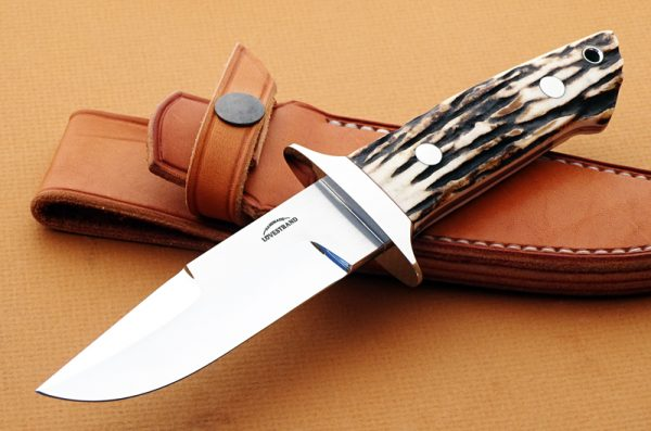 Lovestrand Handmade Chute Custom Knife