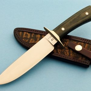 Jerry Fisk Forged Military ABS Mastersmith Custom Knife