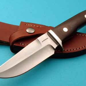 Tim Steingass Triple Duty Tac Fixed Green Micarta