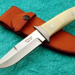 Zac Buchanan Chute Knife Custom Presentation