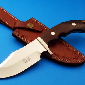 Bob Crowder Montana Skinner Custom Knife