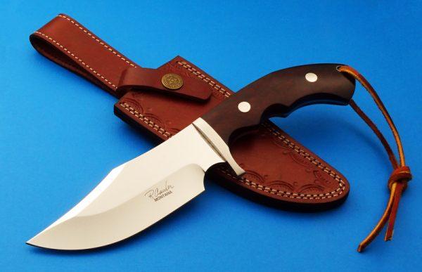 Bob Crowder Montana Skinner Custom Knife
