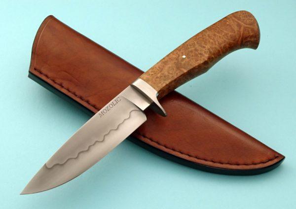 Milan Mozolic Hamon Hunter Custom