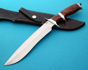Siska M16 Subhilt Custom Knife