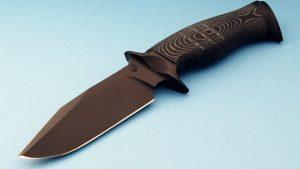 Toni Oostendorp Custom Orbis 5 Tactical Fixed