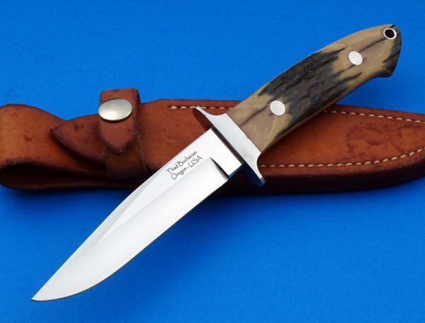 Thad Buchanan Mini Wilderness Fighter Mastodon Ivory