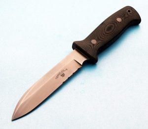 Bob Terzuola Tactical Response Fixed Blade