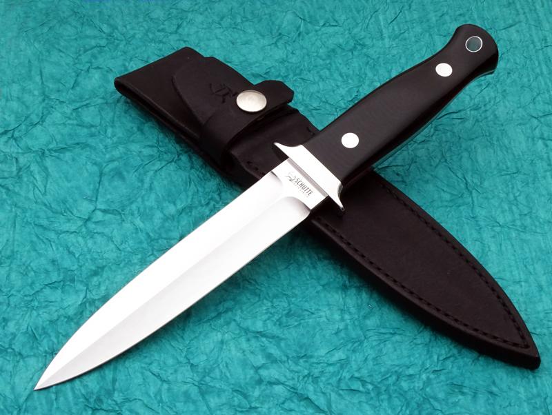 Neill Schutte Loveless Style Tactical Dagger II Custom Knife South Africa