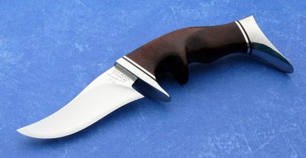 Rod Chappel Arctic Fox Hunter Fighter Davis Knives Custom Classic Collectible