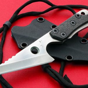 Mark Terrell Angle Neck Knife Custom