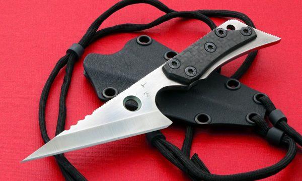 Mark Terrell Angle Neck Knife Custom