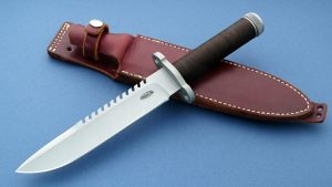 Timberline SA Hollow Handle Survival Knife Tactical Fighter Jim Hardenbrook Vaughn Neely